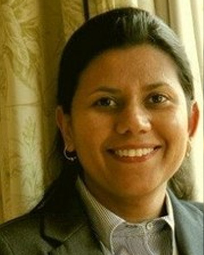 Nibedita Mukherjee
